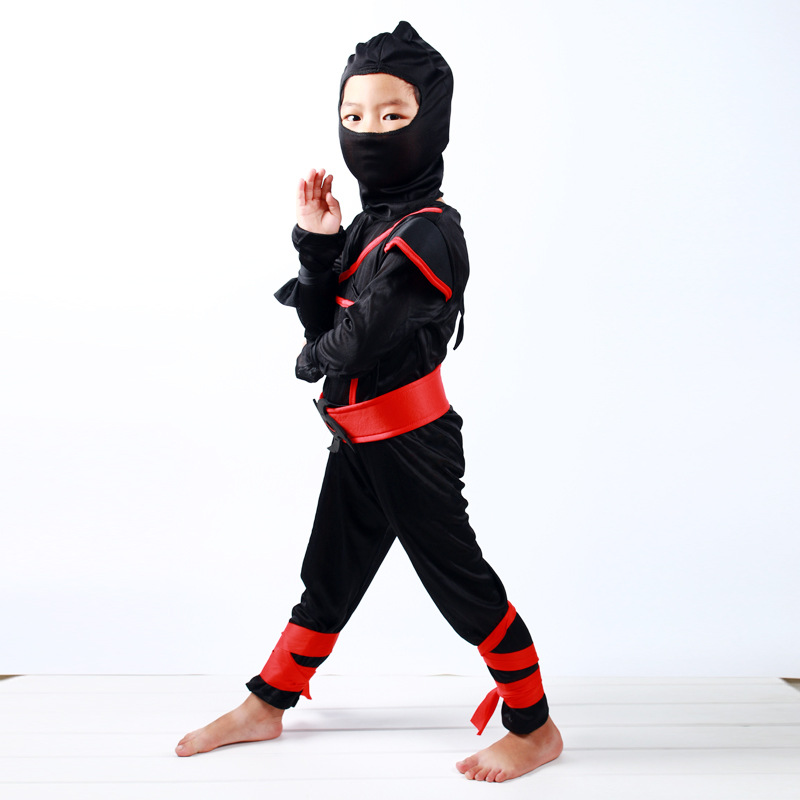 kids naruto Ninja cosplay Costume Cool Boys black knight Costume Children Fancy Dress Halloween costume for kids S XL 4 size-in Boys Costumes from Novelty ...  sc 1 st  AliExpress.com & kids naruto Ninja cosplay Costume Cool Boys black knight Costume ...