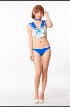 Сейлор мун сейлор эми Mizuno Ami потому бюстгальтер нижнее белье косплей костюм хеллоуин костюм