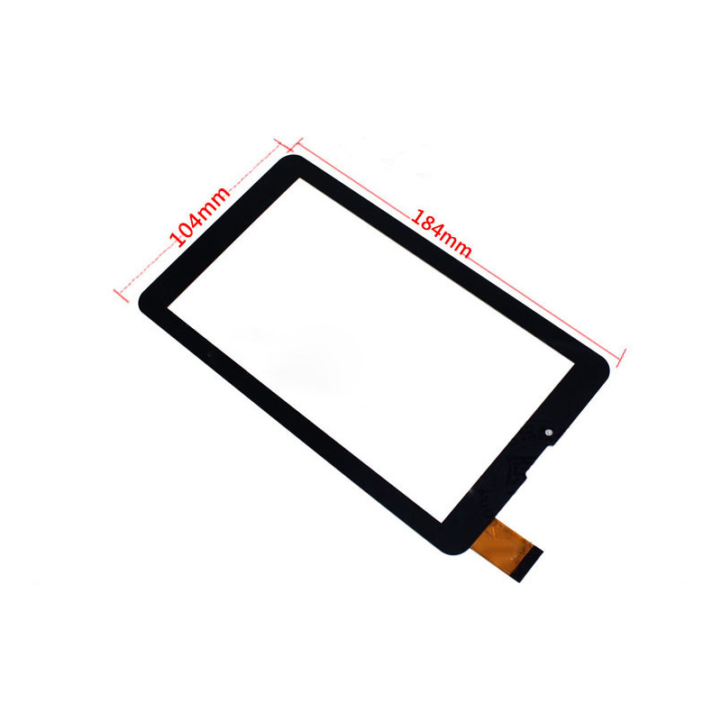 "7 ""zoll Touch Screen Digitizer Glas Sensor Panel Für Explay Hit 3g"