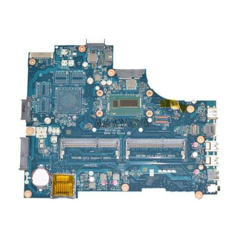 CX6H1 CN-0CX6H1 Main Board Fit Dell Inspiron 15R 3537 5537 Laptop Motherboard w/ i3-4010U, 100% working nokotion brand new qcl00 la 8241p cn 06d5dg 06d5dg 6d5dg for dell inspiron 15r 5520 laptop motherboard hd7670m 1gb graphics