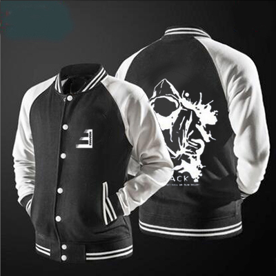 In 2017 FIFAI the new free shipping Eminem jacket no hat The highest quality USA size