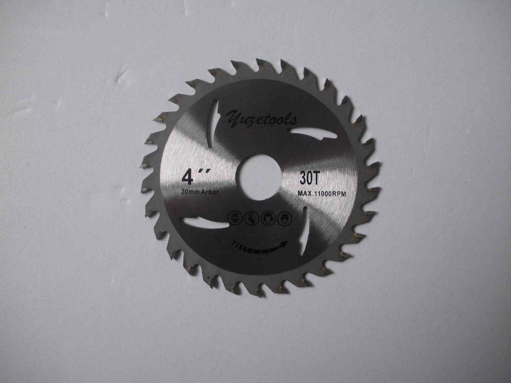 4inch circular saw blade 30T,  110mm 30teeth  wood cutting round disc,  hard alloy steel circular saw 14 160 teeth 2 2 teeth thickness 355mm carbide saw blade for cutting polycarbonate plexiglass perspex acrylic