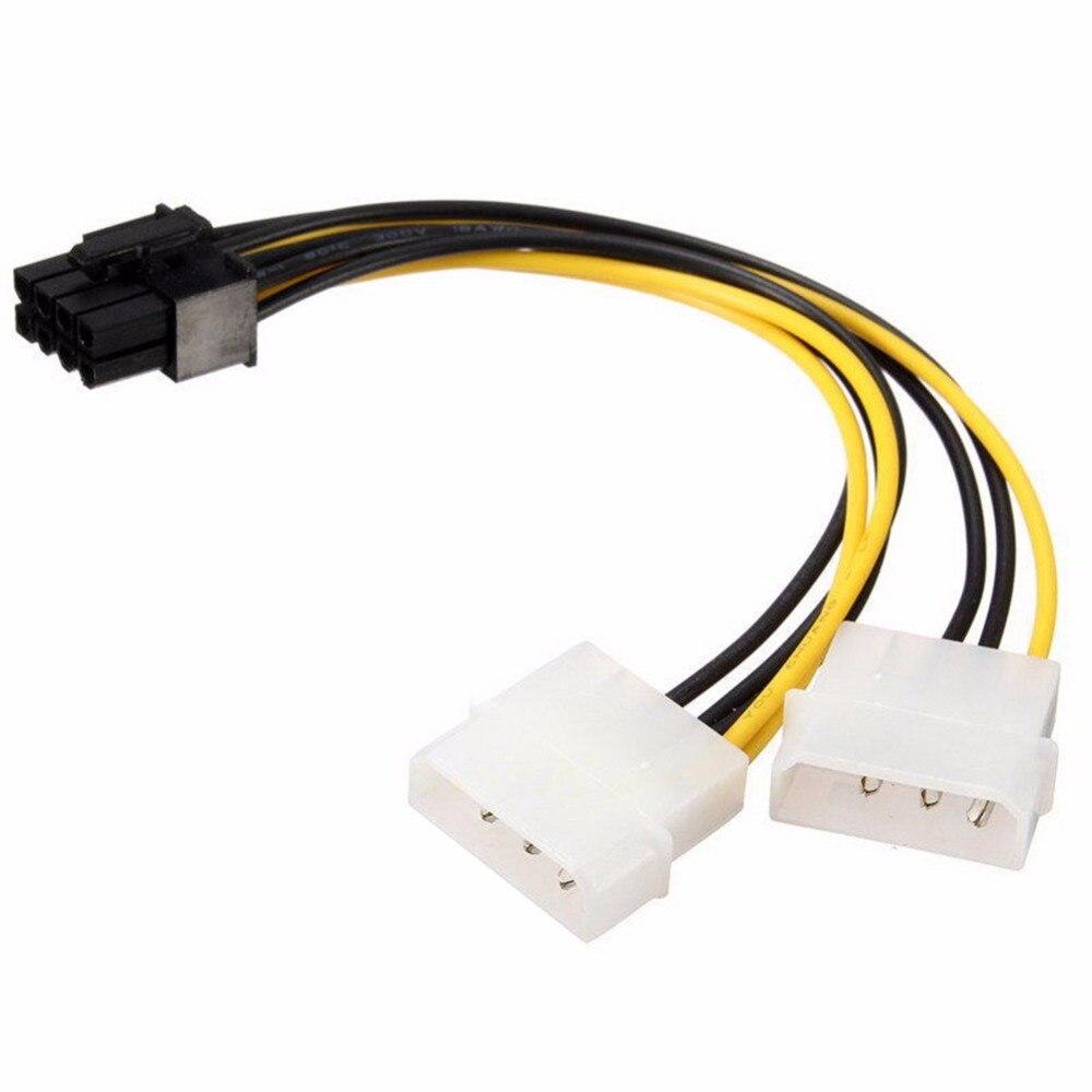 Custom Printed Circuit Board Connectors Ul1007 Molex Power Extension
