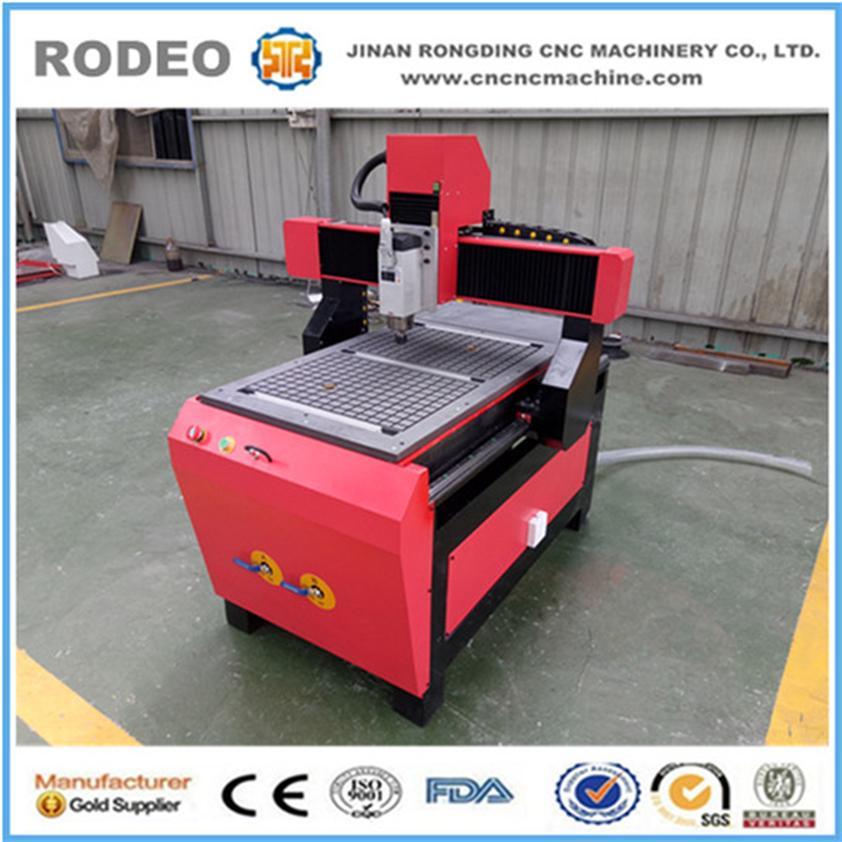 Meilleur prix 6090 CNC routeur pour bois aluminium plastique