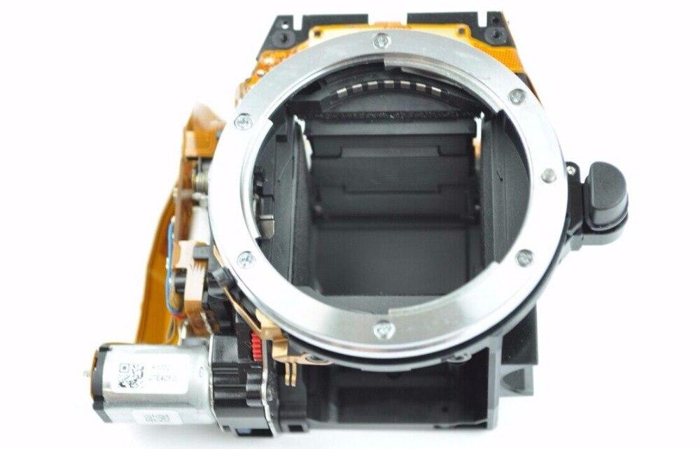 Livraison Gratuite! 95% nouvel appareil photo petit boîtier principal pour NIKON D3100 boîtier miroir avec ouverture, pièce de réparation de remplacement d'obturateur