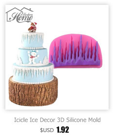 3d Fondant Silicone Molds Cute Sleeping Baby Shape For Cake