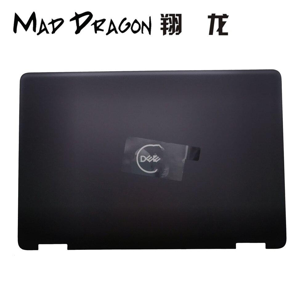 MAD DRAGON marque ordinateur portable nouveau LCD couverture arrière couvercle arrière Top Case noir pour Dell Latitude 3190 E3190 04R0FT 4R0FT AP23Z000100 - 6