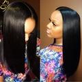 Queen Weave Beauty Closure And Bundles Straight Peruvian Hair 3/4 Bundles With Lace Closure Cheap Peruvian Virgin Straight Hair