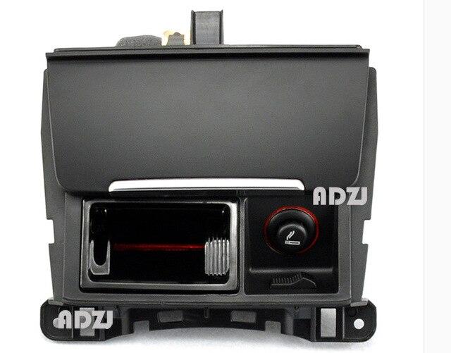 Cenicero de la Consola frontal Negro Para AUDI A4 A5 Q5 B8 8K0 857 951 C