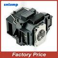 Alta qualidade lâmpada Do Projetor compatível ELPLP54 V13H010L54 para EB-X8e EH-TW450 Powerlite HC 705HD EX71 EX51 EB-S8LAMP H309A