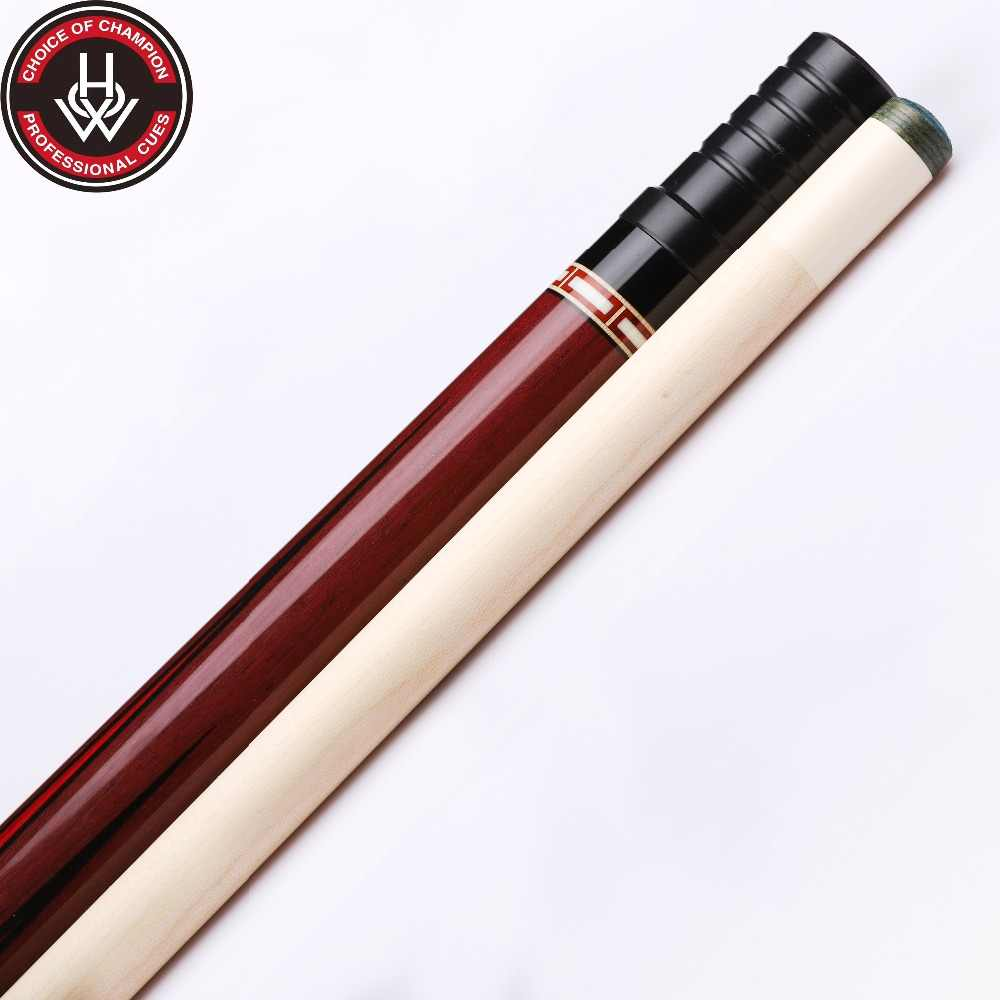 HOW Offical Store Genuine HOW Pool Cue FH-11B 100% Handmade Professional Black8 Cue Billiard Pool Stick 13 mm Tip AP Shaft