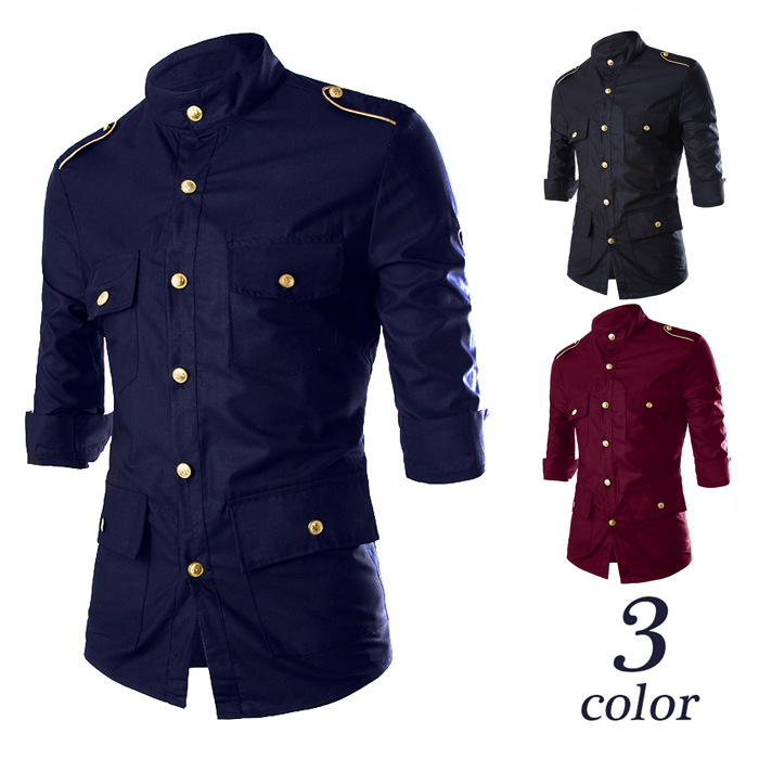 Uniform Shirts Men 110
