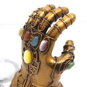 Брелок перчатка Таноса Мстители: Война бесконечности 1