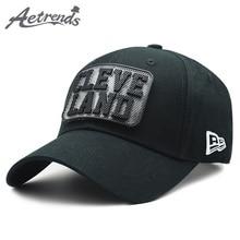 [AETRENDS] cap summer baseball caps denim hat fishing sports brand streetwear mens Z-6519