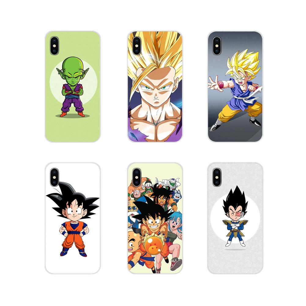 Dragonball Dragon ball Z Sagas Kid Goku For Samsung Galaxy A3 A5 A7 A9 A8 Star A6 Plus 2018 2015 2016 2017 Cell Phone Case Cover image