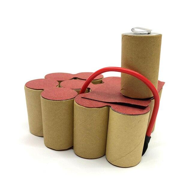 4/5SC 3000mAh for Skil 14.4V Ni MH Battery pack CD 2610389467 for self-installation