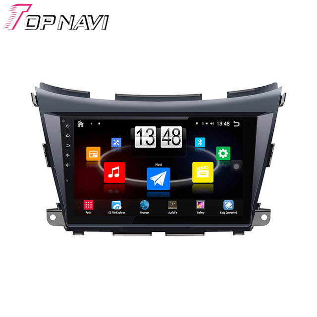 10.1'' Quad Core Android 4.4 Car PC Stereo GPS For NISSAN Murano 2015 2016 With Radio Mirror Link Without DVD Free Shipping