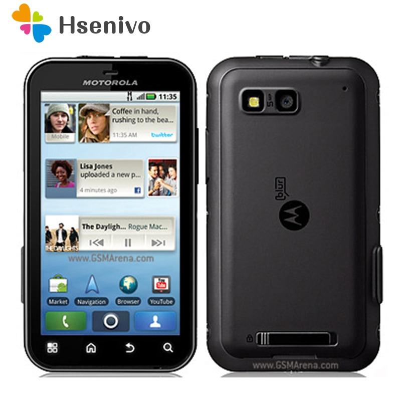 Motorola, Dual-core, Unlocked, DEFY, Phone, Mobile