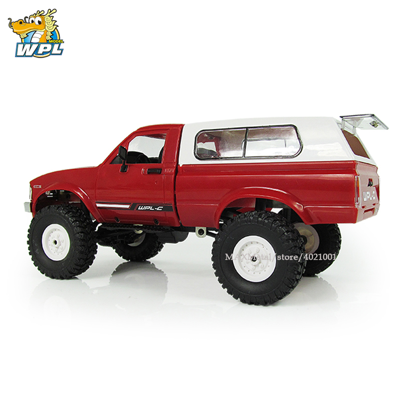 rc 4WD 1:16 rc