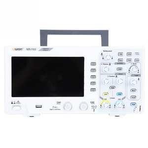 Oscilloscope Digital 2-Channel Owon Sds1102 100MHZ Bandwidth High-Accuracy 1gs/S