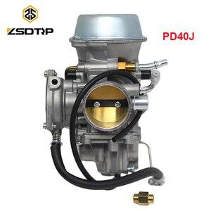 ZSDTRP PD40J for Polaris Sportsman 500 4x4 Carburetor 2001-2013 Big Boss 500 Universal 400cc to 600cc Racing Motor ATV(China)