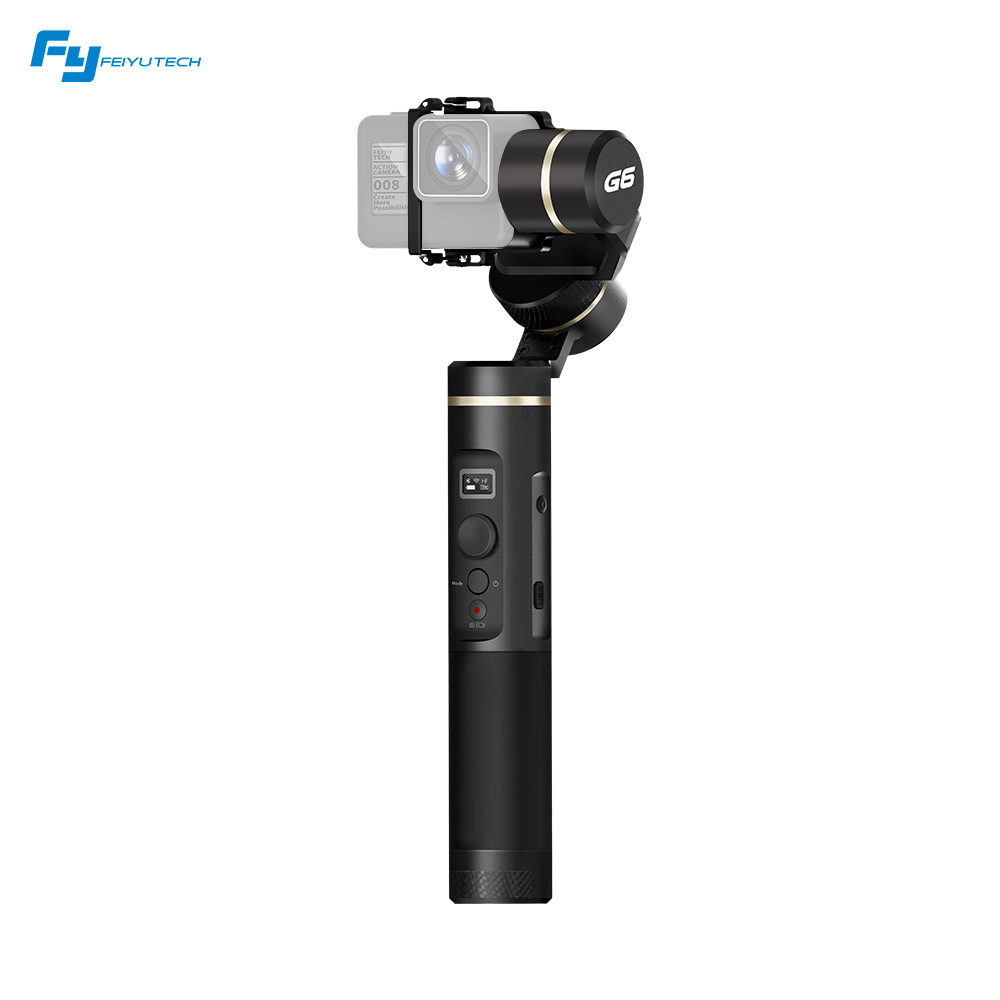 Feiyu Tech G6 Stabilizer Hand Gimbal 3-Achsen Gimbal f GoPro Hero 6 5 4