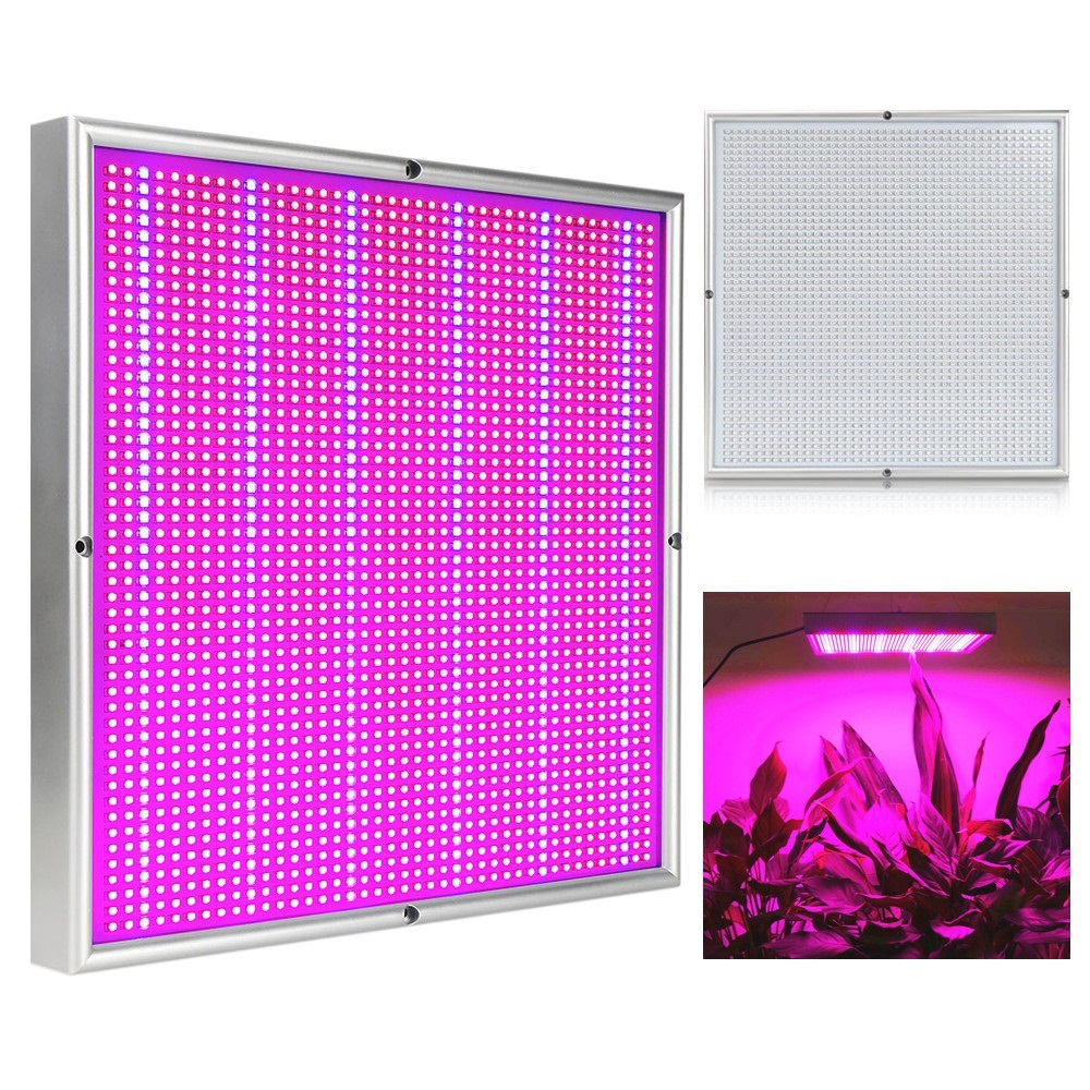 Full Spectrum 2009 LEDs Grow Light 200W Indoor Plants Lamp For Flower Seedling Hydroponic Greenhouse Tent Vegetables Growing Box