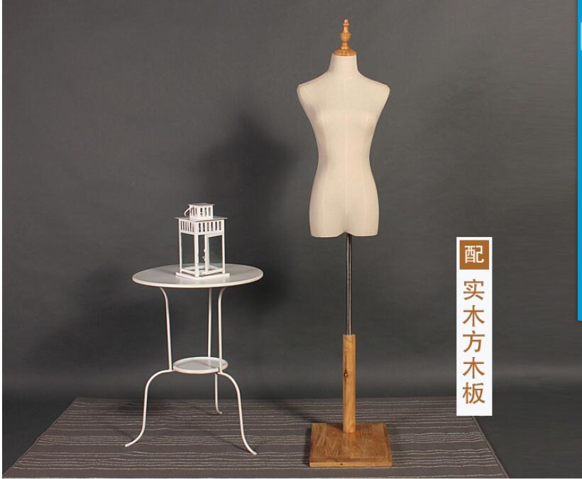Hot Sale Female Body Bust Body Props Mannequin For Clothing Store