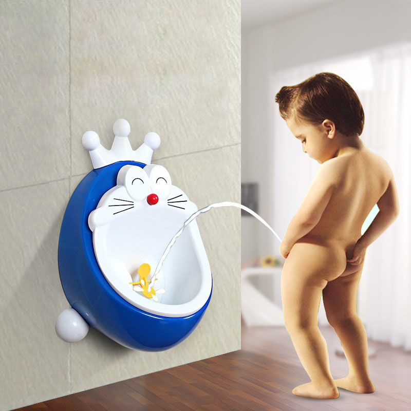 Baby Kids Toddler Children Potty Urinal Toilet Training Boy Bathroom Pee Trainer Potty For Free Potty Brush
