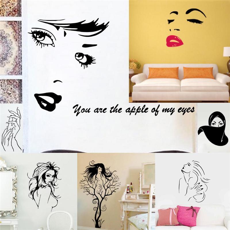 online get cheap slaapkamer decoratie vrouwen gezicht -aliexpress, Deco ideeën