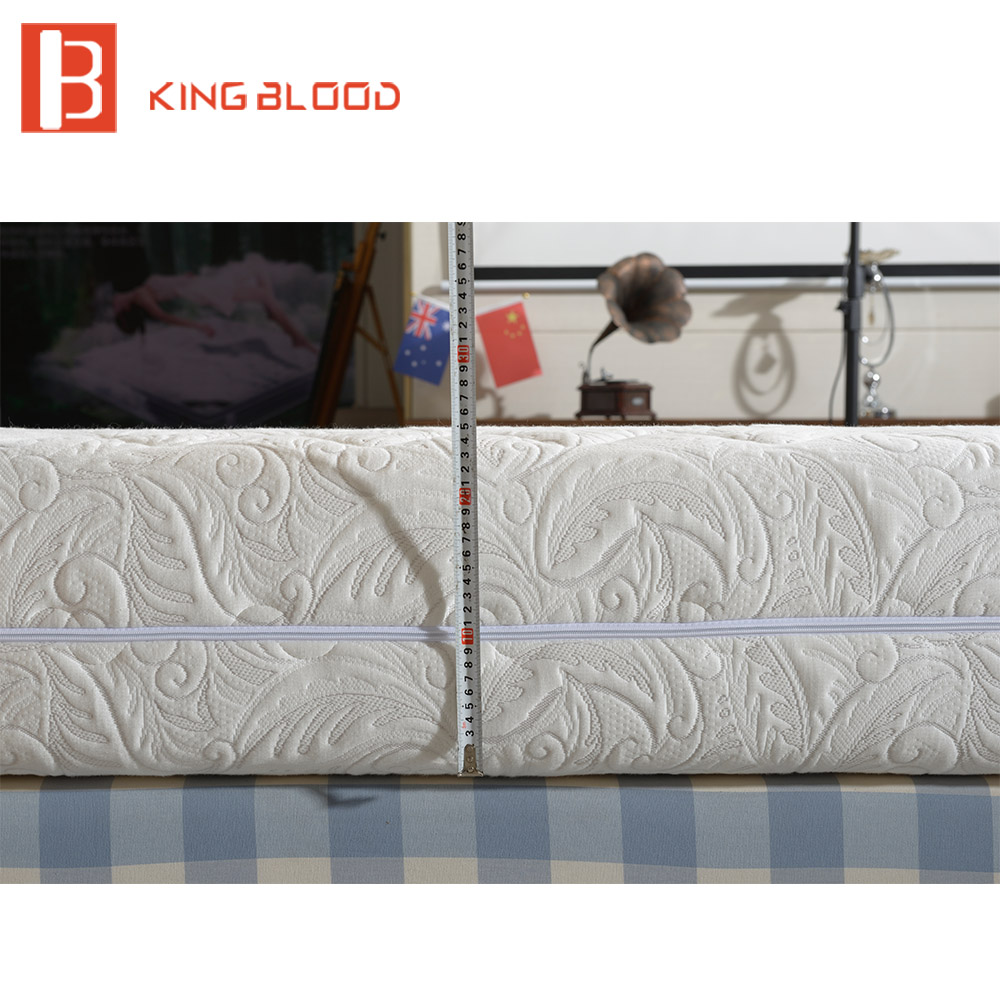 Memory foam customized baby mattress for home use