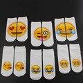 1 par Calcetines 3D de Impresión Estilo Harajuku Mujeres Calcetines Casual Calcetines Carácter Unisex Low Cut Tobillo Calcetines