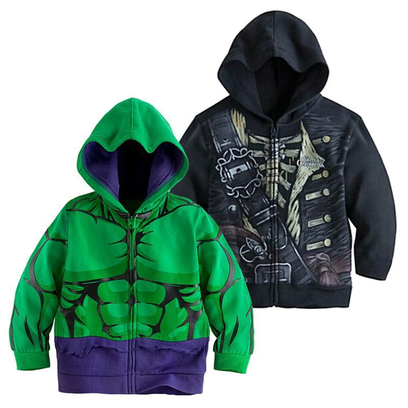 Детское пальто новое пальто для мальчиков и куртки Демисезонный детские пальто для мальчиков пальто с капюшоном верхняя одежда с рисунком ...