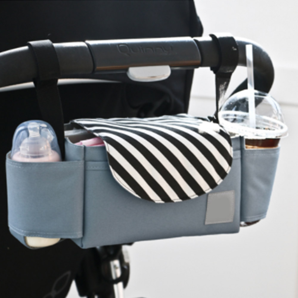 New Fashion Multifunctional Mummy Bag Nappy Large Capacity Feeding Bottle Hanging Bag Organizer Storage Bag Diaper Bags Dropship