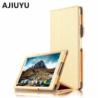 Case For Lenovo Tab 4 8 Plsu Smart Cover Protective Protector Leather TB 8704F 8704N L