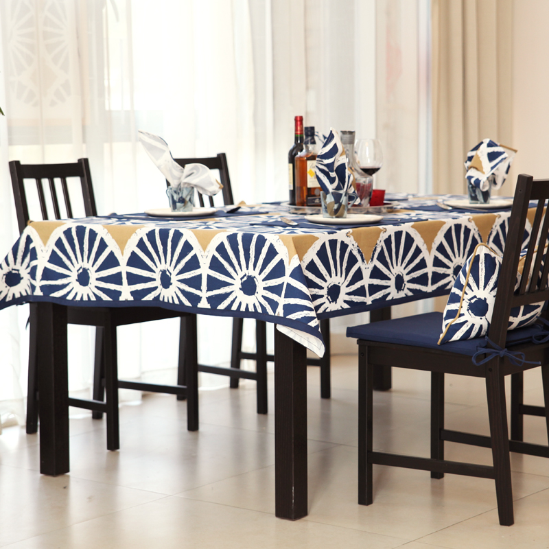 Aliexpress Buy Special Bohemia Style Round Tablecloths For