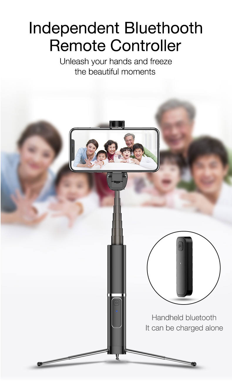 Bluetooth Selfie Stick (7)