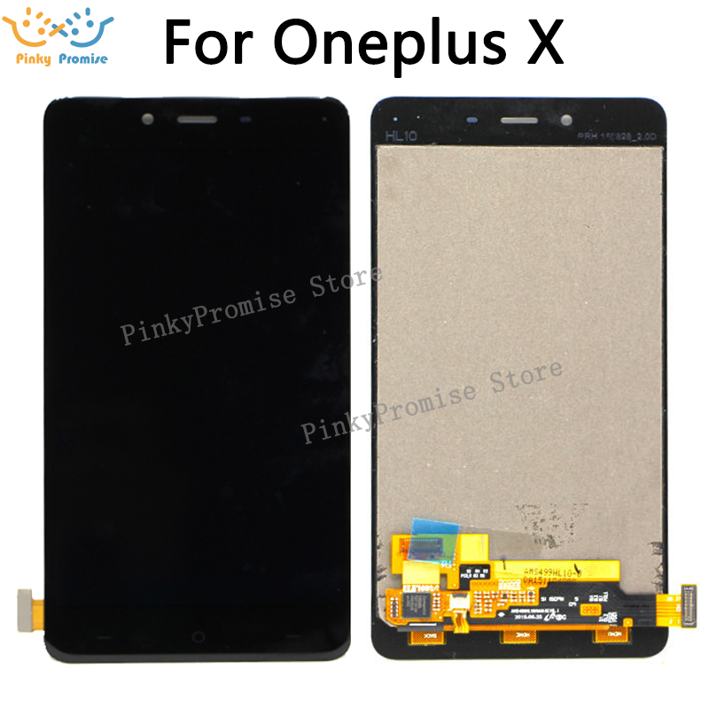 for Oneplus X LCD Touch Screen Panel for Oneplus X Display Pantalla with Digitizer Assembly Panel