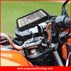 Universal Adjustable Cell Phone Holder Motorcycle Handlebar Phone Mount Waterproof Phone Case For IPhone 6 Samsung