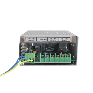 Image 2 - 500W 110V/220V Adjustable Power Supply 110V/220V Mach3 Power Supply With Speed Control For CNC Spindle Motor Engraver Machine