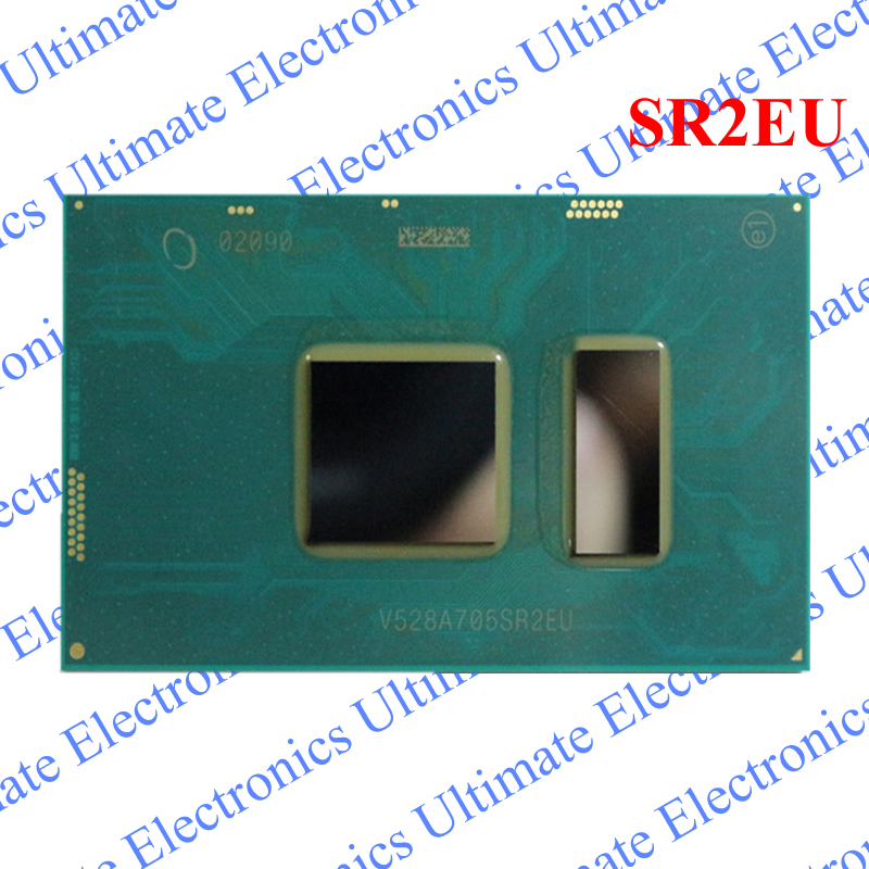 Remodelado ELECYINGFO SR2EU i3-6100U SR2EU 6100U i3 BGA chip testado 100% trabalho e de boa qualidade