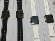 Iwo 2 iwo 1:1 smart watch ip65กันน้ำบลูทูธไร้สายชาร์จคริสตัลแซฟไฟร์werableอุปกรณ์pk zgpax wonlexฉบับที่1 g6