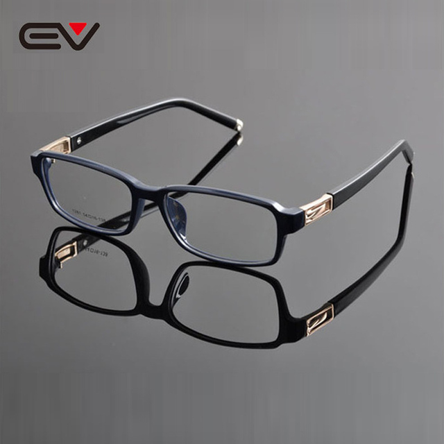 baf9dd8fb18 TR90 Optical Frame Prescription Glasses luxury eyeglasses frames for men  Women armacoes de oculos de grau feminino EV0893