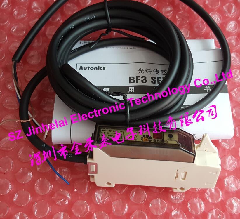 100% Authentic original BF3RX BF3RX-P AUTONICS PHOTOELECTRIC SWITCH, Optical fiber amplifier 12-24VDC