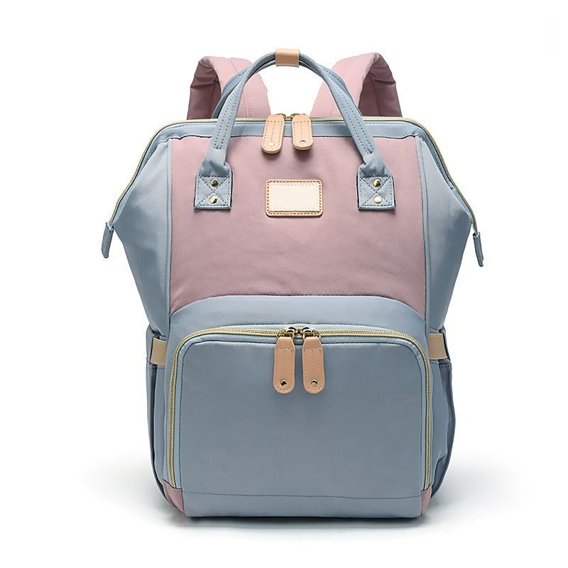 Nouveau sac à dos à couches étanche pour maman sac à couches de maternité femmes sac à dos de voyage multifonction bébé sac isolation sacs d'allaitement