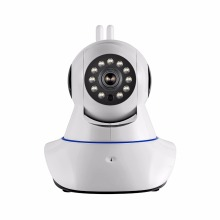 2018 Double Antenna Wireless WIFI 720P HD Security Camera Home CCTV Surveillance P2P Network Camera Night Vision Baby Monitoring