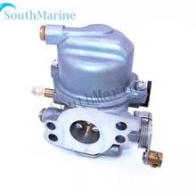 67D-14301-13 67D-14301-11 карбюратор в сборе для Yamaha 4-х тактный 4hp 5hp подвесной моторный двигатель