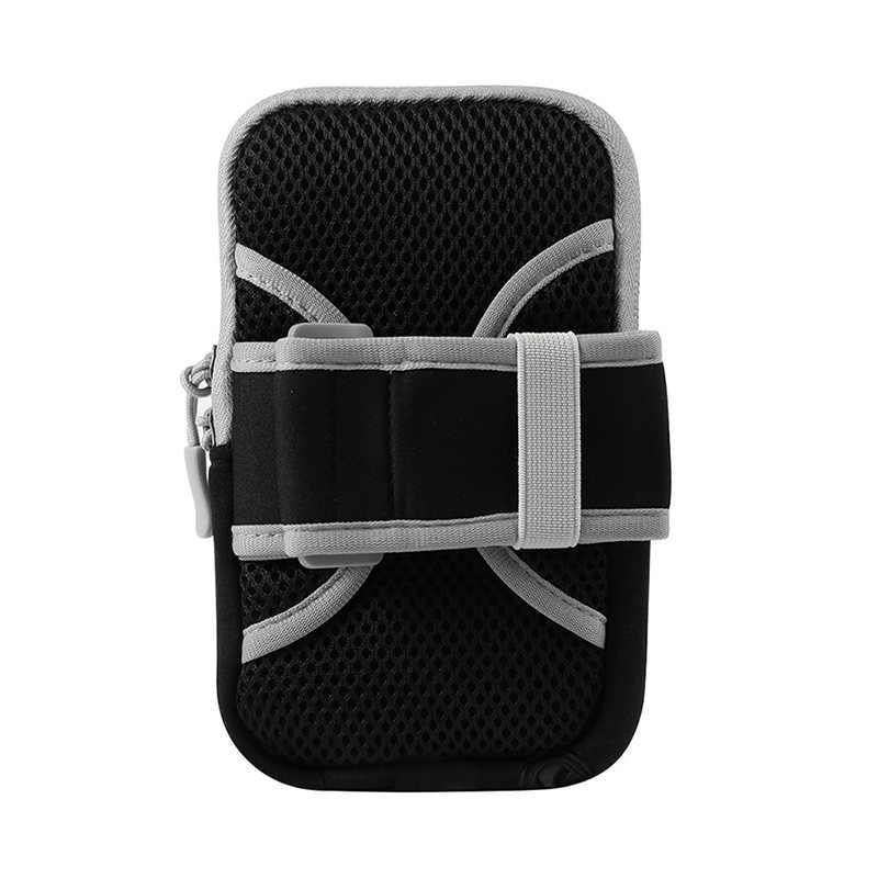 Bluboo Picasso impermeable al aire libre deportes muñeca soporte para teléfono móvil para Bluboo S1 S3 brazalete bolsa