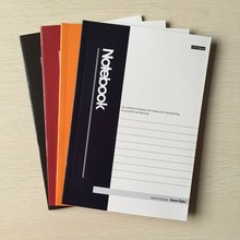 Office Learning Stationery A5 Soft face copy notebook Notepad 40 books Stationery wholesale