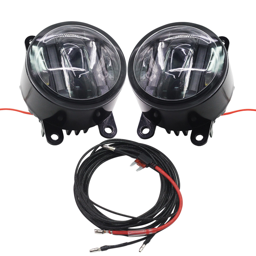 Cawanerl For Nissan Pathfinder R51 2005 2015 Car Styling LED Light Right +  Left Fog Light Daytime Running Lamp DRL High Lumens-in Car Light Assembly  from ...